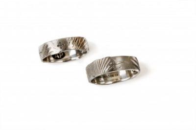 """Vestuviniai žiedai """"Kopos"""""""