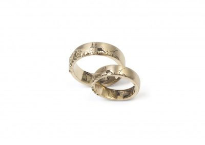 "wedding rings ""VLN"""