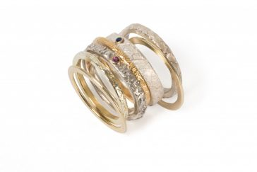 """Žiedai """"Savailėlė"""""""