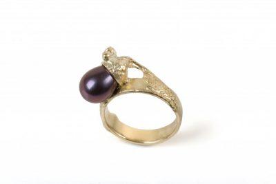 Žiedas – giliukas
