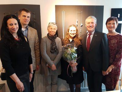 Lietuvos ir Suomijos šimtmečiui skirta paroda, lublikacija spaudoje