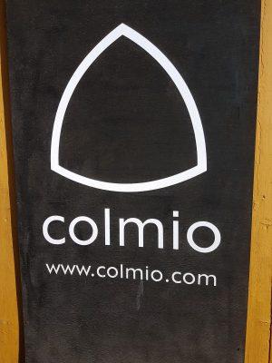 Colmio galerijos iškaba